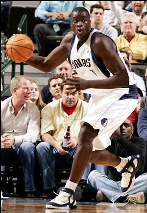 Desagana Diop - photo NBA