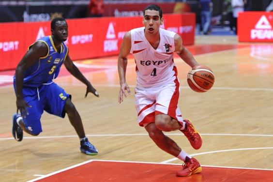 (VIDEO) - L'Egypte surclasse le Gabon en match d'ouverture de l'AfroBasket 2015