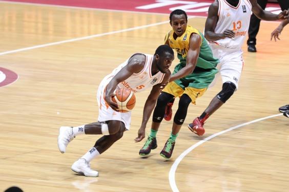 Diabate mène la Côte d'Ivoire à sa première à l'AfroBasket 2015