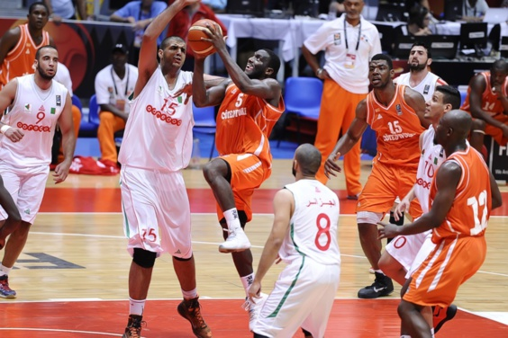 Diabate et la Côte d'Ivoire surprennent l'Algérie pour finir à la deuxième place du groupe D