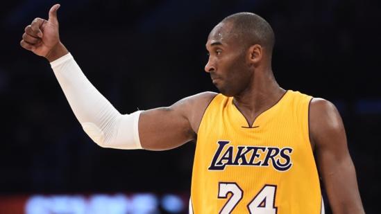 NBA - Fin de carrière de Kobe Bryant: les réactions
