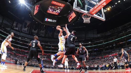 NBA : Les Warriors renouent avec leurs habitudes