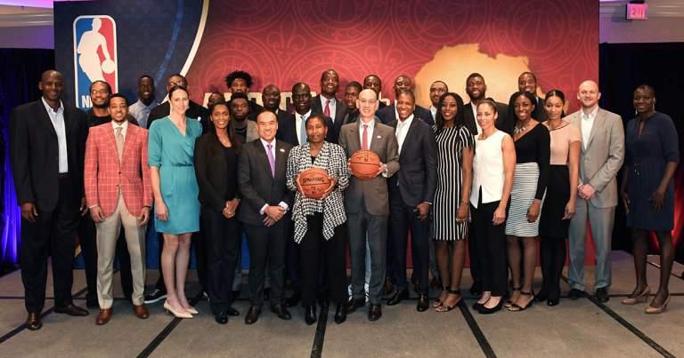 NBA : Le Showtime de retour en Afrique