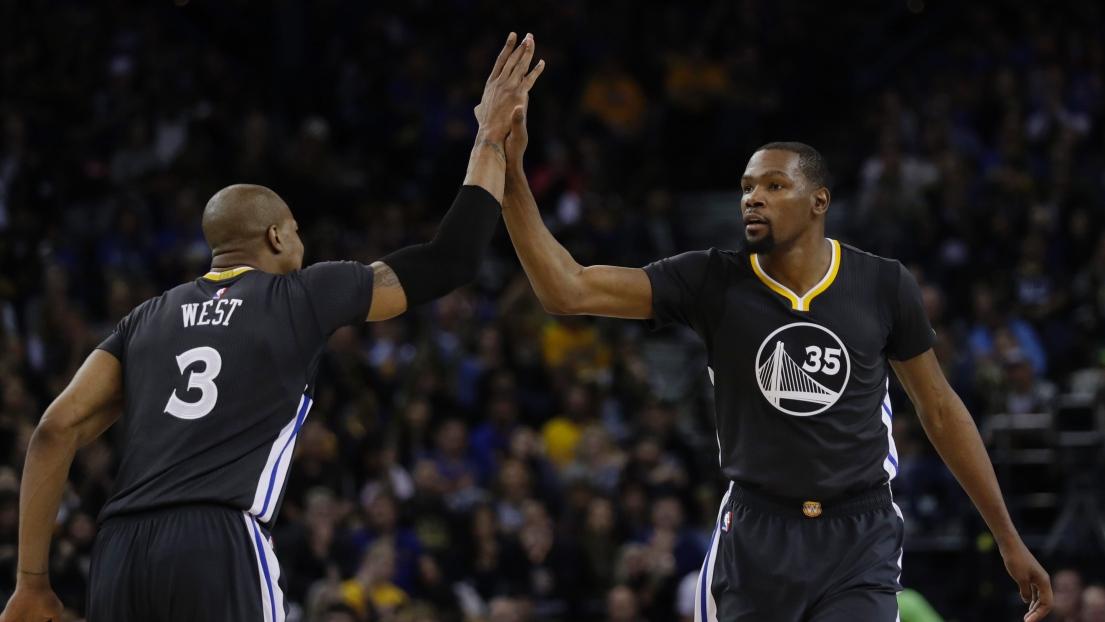 NBA : Kevin Durant est de retour