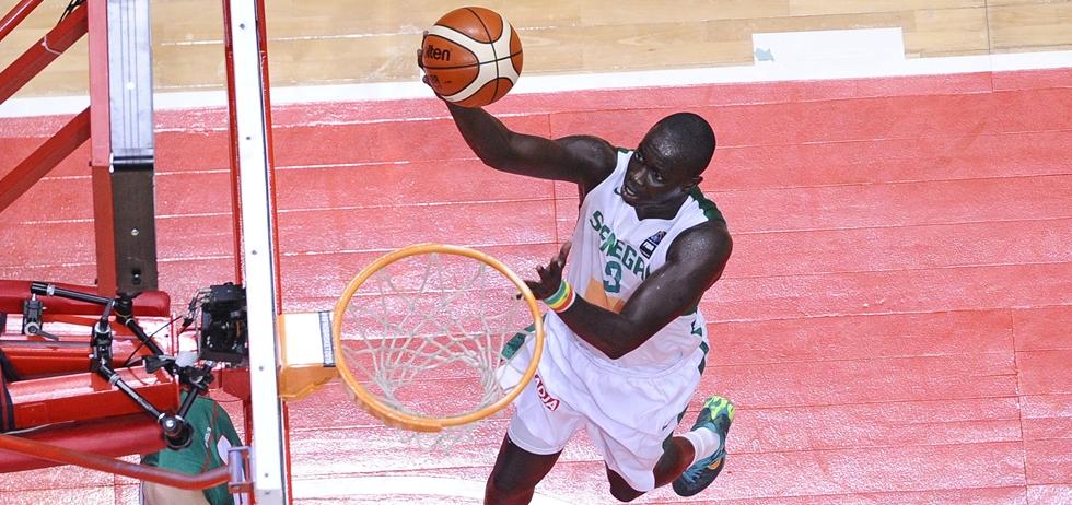 """AFROBASKET HOMMES 2017 :  le Sénégal doit sa large victoire à """"une bonne assise défensive"""""""