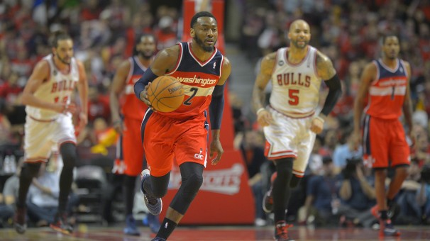 NBA - Play-offs/1er tour: Washington bat Chicago comme jamais