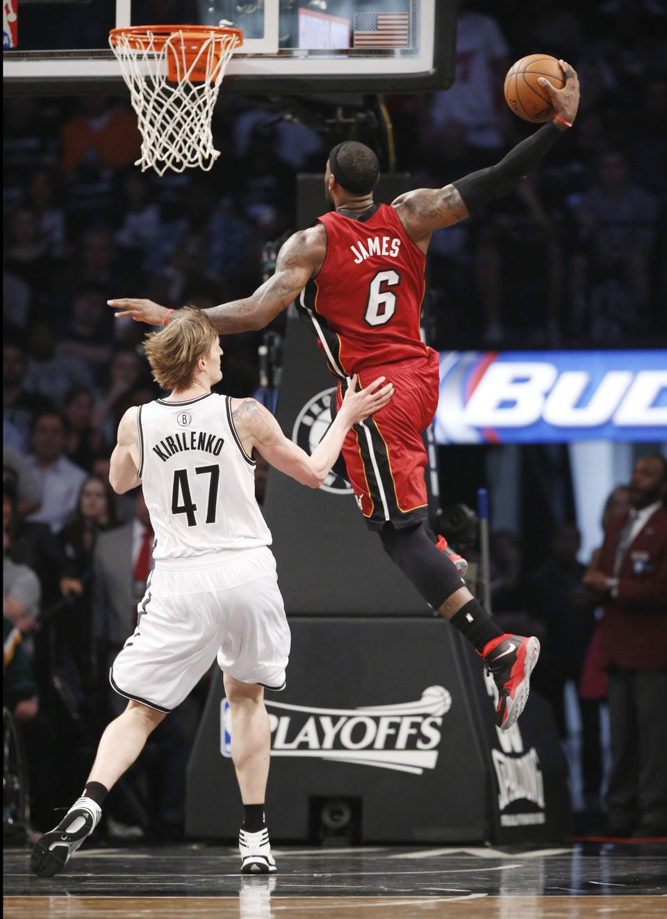 NBA - Play-offs/2e tour: Miami à une victoire de la finale de conférence et les Spurs ratent le coup de balai