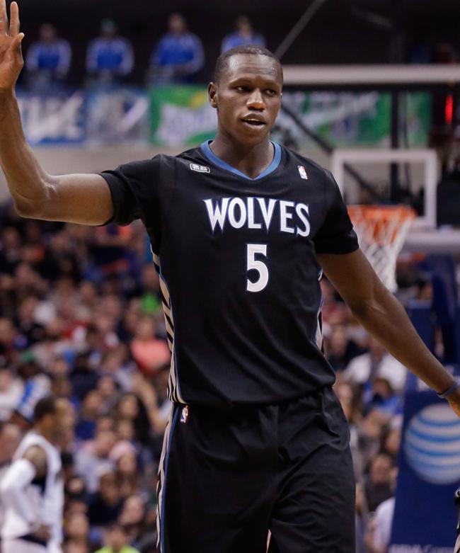 NBA: Minnesota - Timberwolves : Encore un double double pour Dieng (14 pts, 10 rbds, 3 contres, 2 passes et 2 interceptions)
