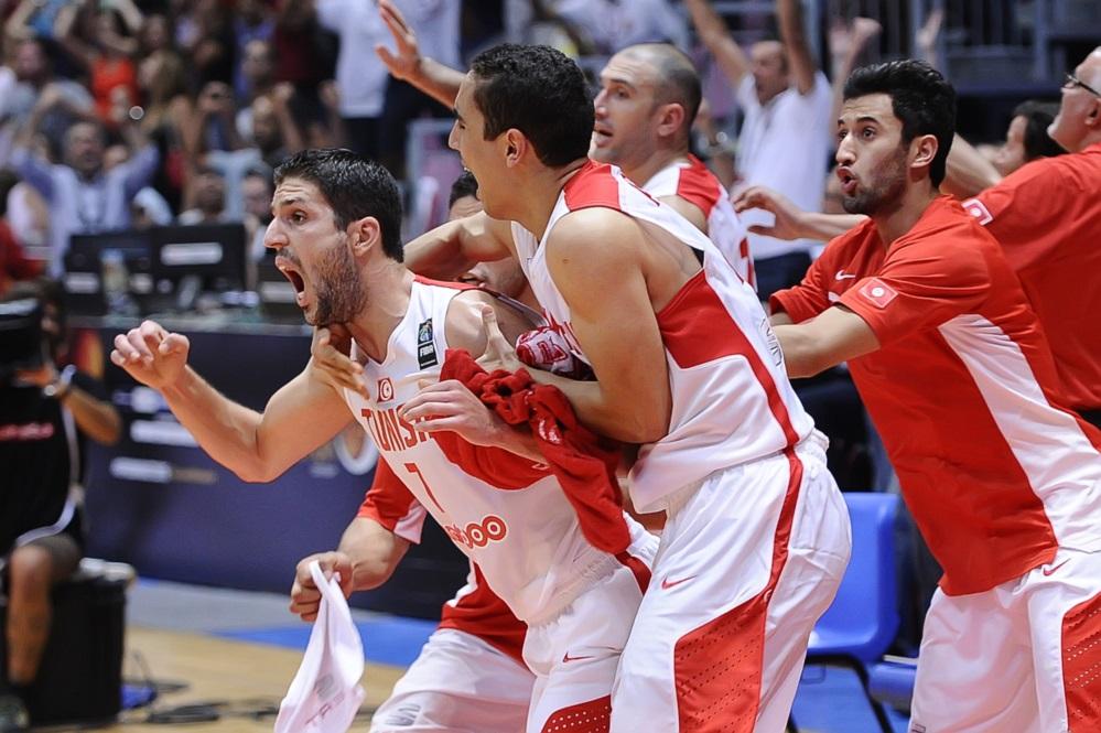 La Tunisie frôle l'élimination et joue le Mali en quart