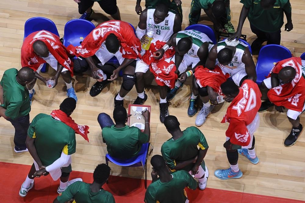 Cheikh Sarr sur la demi-finale face au Nigeria : «Etre prêt mentalement et physiquement»