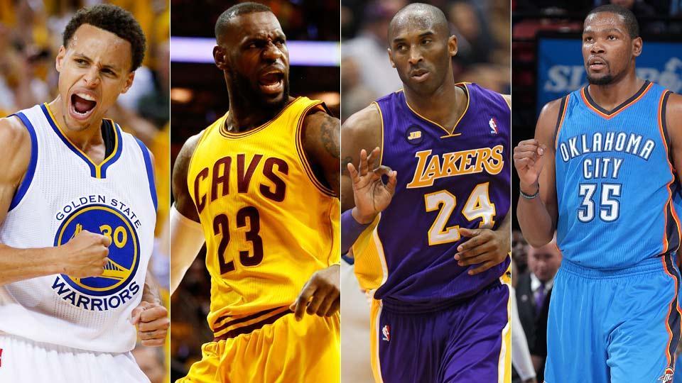 NBA: début de la saison 2015-16 ce Mardi 27 octobre