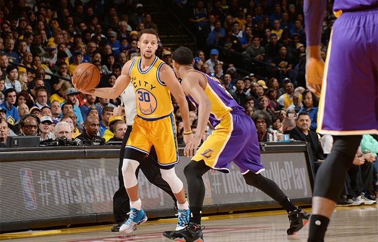NBA : Golden State dans l'histoire avec 15 victoires d'affilée