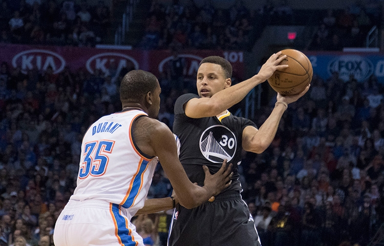 Stephen Curry est simplement inhumain