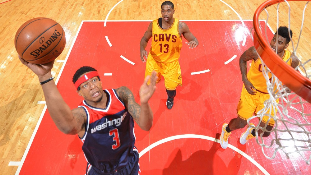NBA: sans LeBron James, les Cavaliers coulent contre les Wizards de Washington
