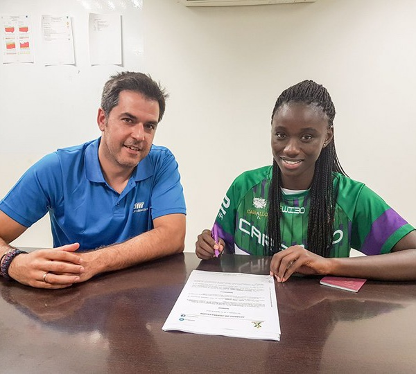TRANSFERT : Absa Kassé signe au Vázquez y Reino EBX