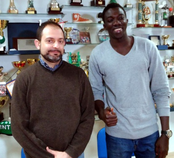 Mamadou Lamine Dieye rejoint la Roda