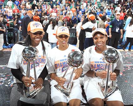 WNBA : Détroit couronné pour la troisième fois !