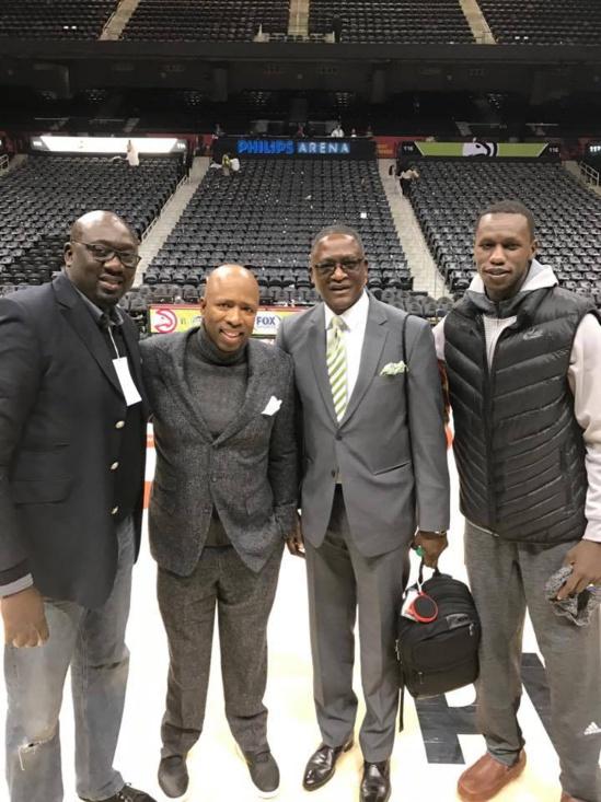 Makhtar Ndiaye rejoint le staff des New-York Knicks