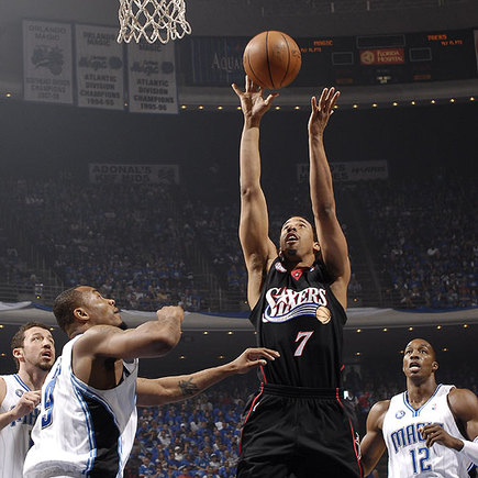NBA  PLAYOFFS 2009- Philly s'impose sur le fil