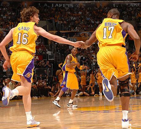 (VIDEO)-NBA PLAYOFFS- Cavs et Lakers s'échappent