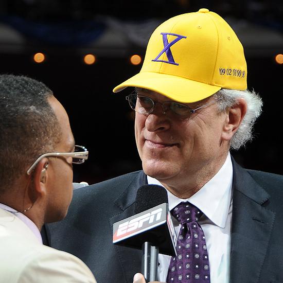NBA - Finale - Lakers: Phil Jackson au firmament des entraîneurs