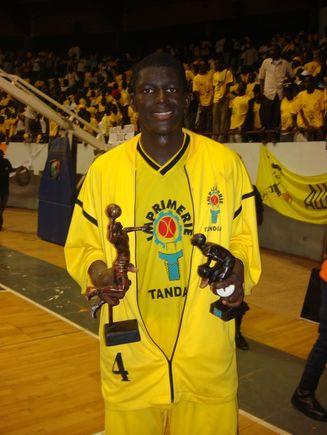 (VIDEO)- Réactions El Hadji Malick Ndiaye et Diané Gueye Roi et reine 2009
