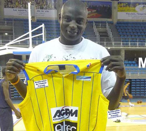 TRANSFERT : Mouhamed Saer Séne signe pour 1 an à Toulon Var Basket en PRO A