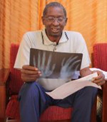 AFROBASKET FEMININ O9: Dr. Gueye instruit les médecins et Kiné des sélections nationales