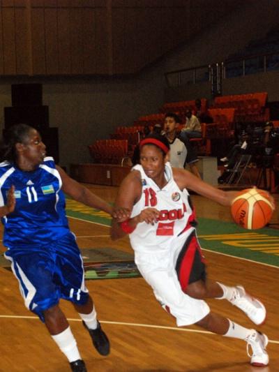 L'Angola enlève la 3ème place devant la Côte d'Ivoire (57-76)