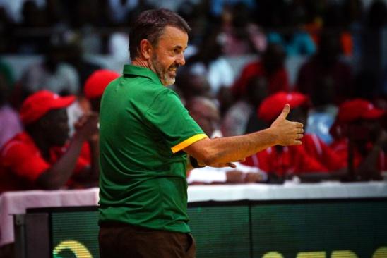 """AFROBASKET HOMMES 2017 :  Porfirio Fisac De Diego : """"Les Lions doivent se battre pour gagner chaque match''"""