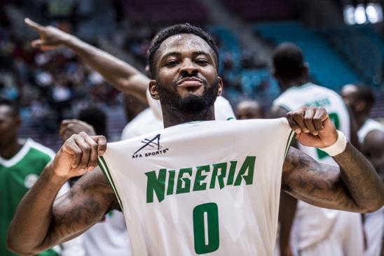 AFROBASKET HOMMES 2017 : Quarts de finale - Le Nigeria Stoppe le Cameroun (106-91)