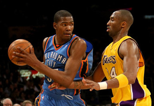 NBA PLAY-OFFS 2010 : Le tableau du premier tour