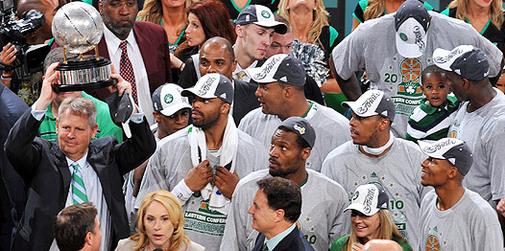 (VIDEO)-Play-offs - Les Celtics en finale NBA pour la deuxième fois en trois saisons