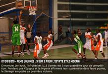 AFROBASKET U18 DAMES: Le Sénégal en quart de finale