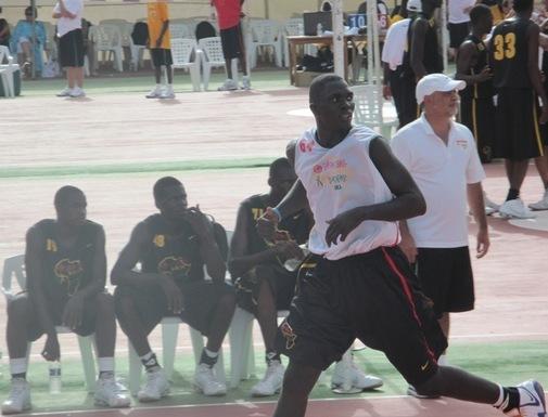 NBA Basketball Without Borders All Stars Game à Marius Ndiaye ce Dimanche à 15H30