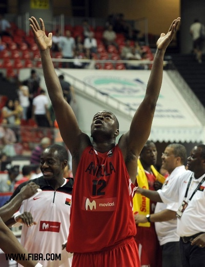 12. Felizardo Ambrosio  Angola - photo Fiba.com