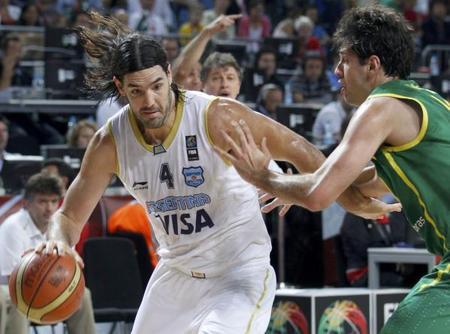 Mondial 2010 - L'Argentine en beauté