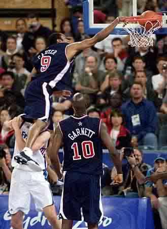 (VIDEO)-Séquence souvenir : le dunk du siècle fête ses 10 ans