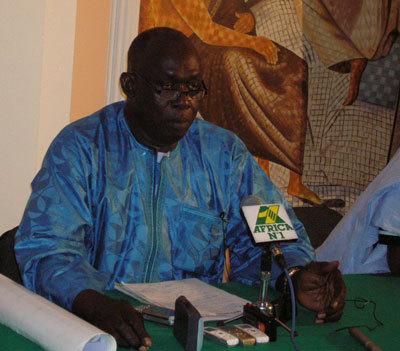Baba Tandian juge la préparation des Lionnes ''très mauvaise''