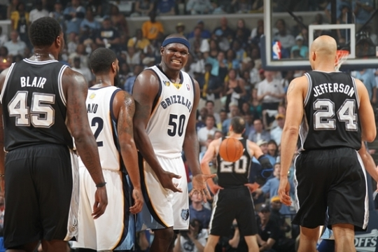NBA - Play-offs - Les San Antonio Spurs sortis par Memphis