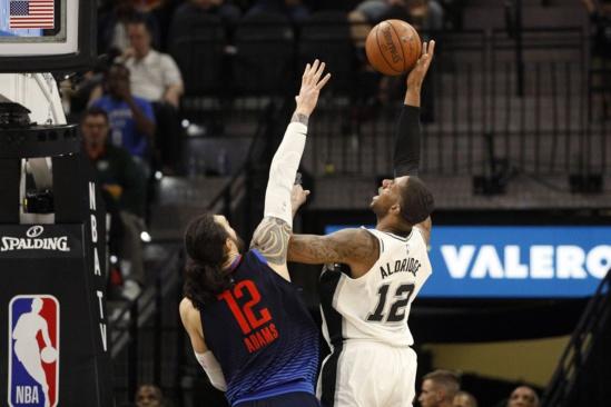 NBA : Résultats de la nuit -  Les Spurs terrassent OKC après 2 prolongations