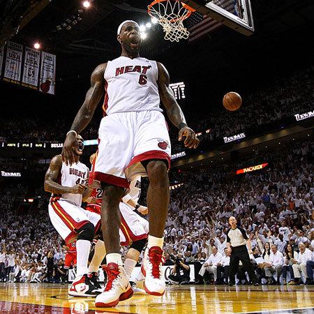 NBA - Miami à un pas de la finale