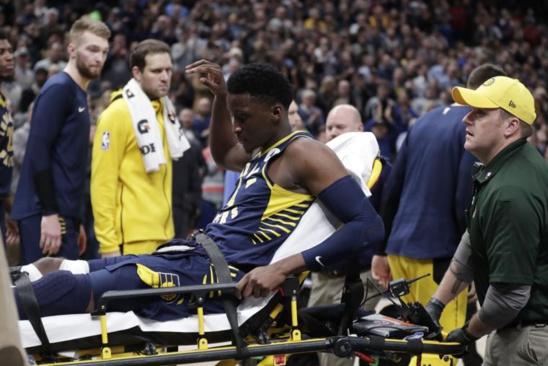 NBA : Victor Oladipo opéré avec succès au genou droit