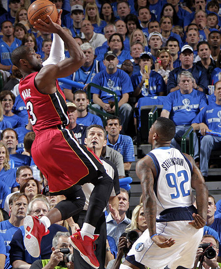 NBA FINALS GAME 3 - Wade fait flamber le Heat (2-1 Pour Miami)