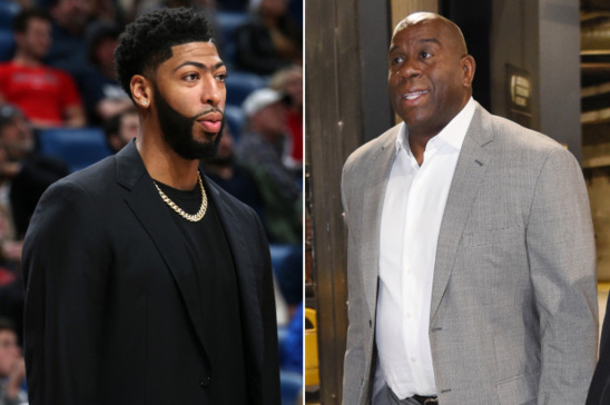 Anthony Davis chez les Lakers : la balle dans le camp de New Orleans