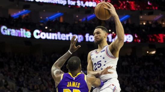 NBA. LeBron James et les Lakers sombrent, Golden State se fait peur... Tous les résultats de la nuit