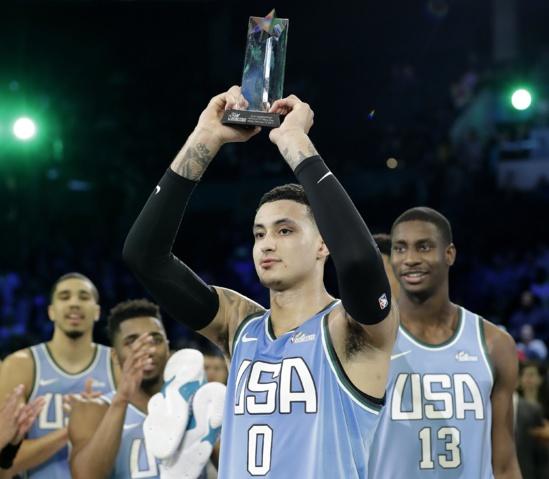 NBA ALL-STAR GAME 2019: La selection US domine le reste du monde (world)