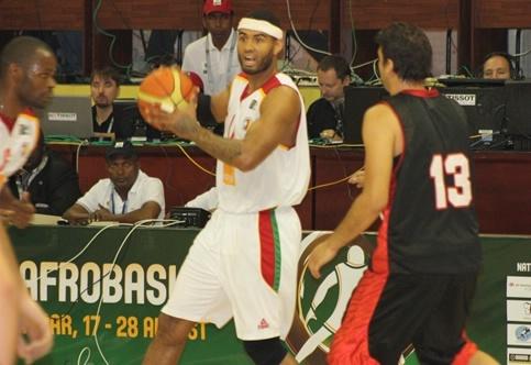 MADAGASCAR 2011 : Cameoun - Egypte  96-81
