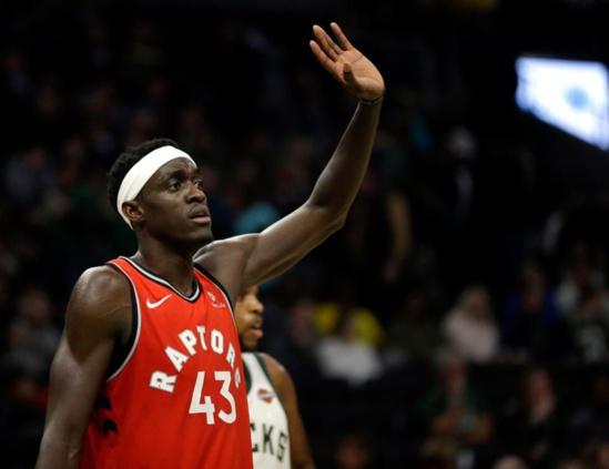NBA FINALS 2019: Le joueur des Toronto Raptors, Pascal Siakam livre un message émouvant aux Camerounais