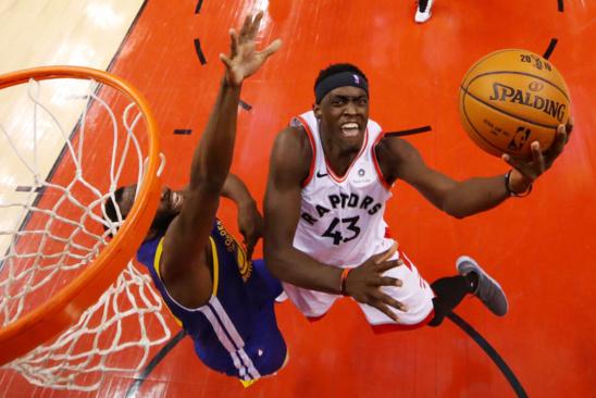 NBA FINALS 2019: Les Toronto Raptors frappent fort d'entrée en finale face à Golden State